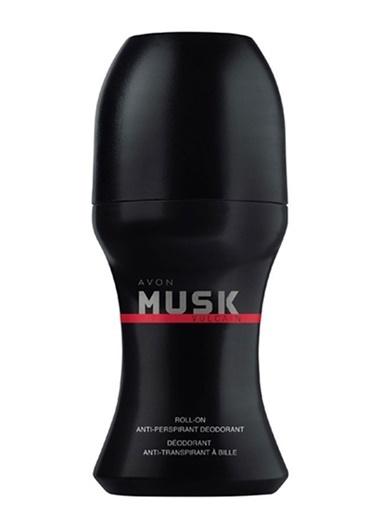 Avon Avon Musk Vulcain Erkek Rollon 50 Ml Renksiz